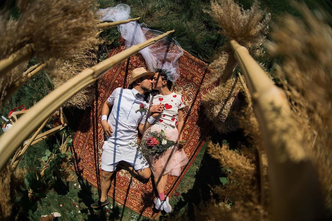 Сергій і Сніжана Бабкіни відзначають особливе свято