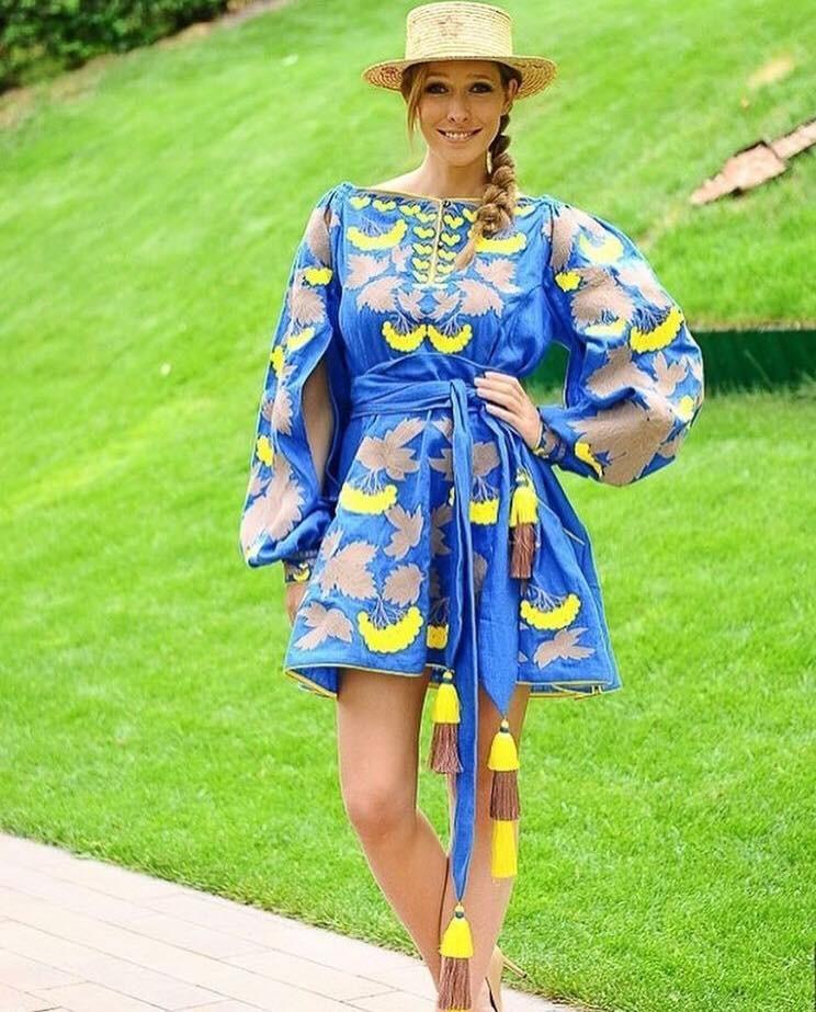 Юлія Магдич - про те, як правильно носити вишиванку, літні тренди і зіркових клієнтів