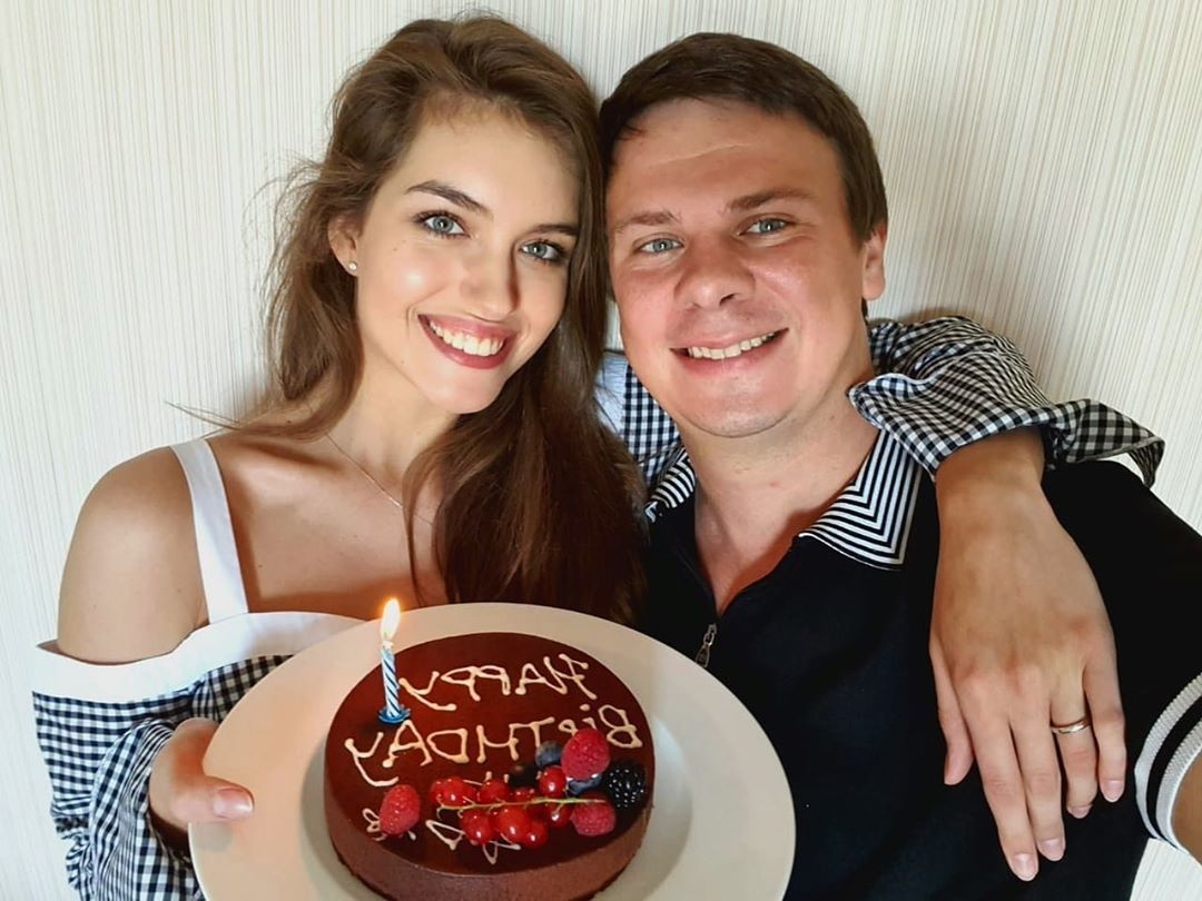 """""""Тепер є тільки ми"""": Олександра Кучеренко зворушливо привітала чоловіка з днем народження"""