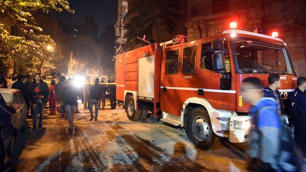 Терористи підірвали ісламський інститут в Єгипті