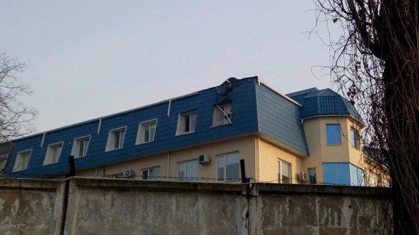 У Луцьку обстреляли польське консульство