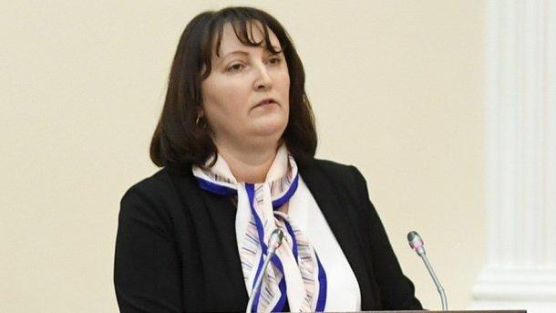 Глава Національного агентства з протидії корупції Наталія Корчак розповів  депутатам під час виступу в парламенті fedce5b543e29