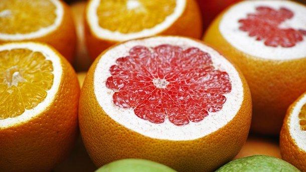 """<p style=""""text-align: justify;"""">Грейпфрут не розщеплює жир. Фото: pixabay</p>"""