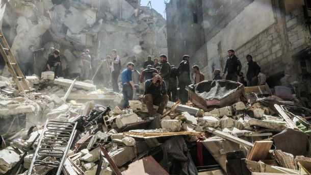 У Міноборони Великобританії заявили, що під час хіматаки в Сирії використовували зарин