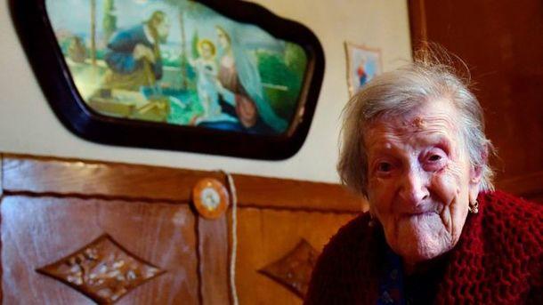 ua.korrespondent.net В Італії на 118 році померла найстаріша у світі людина 1c101d54a381c