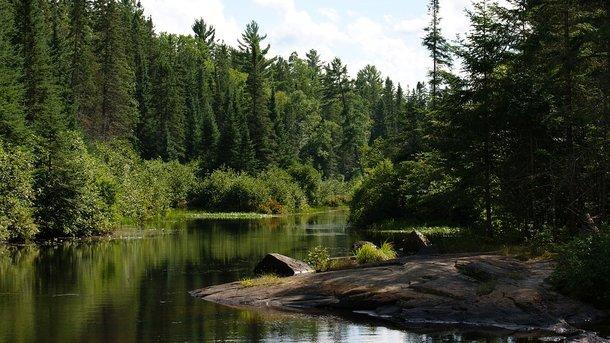 У Канаді зникла річка