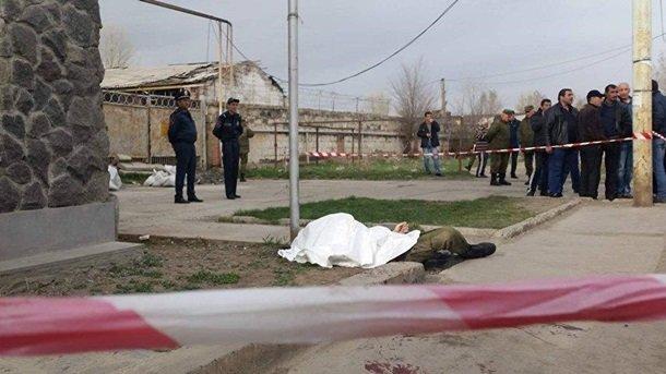 Ще мінус один!: У Вірменії зарізали російського військового-контрактника