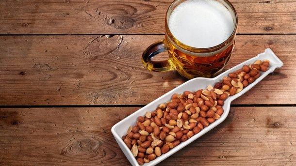 Пиво і арахіс допоможуть відновитися після тренування