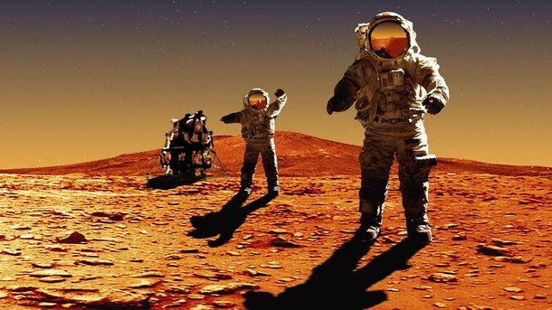 Марс планують зробити придатним для життя