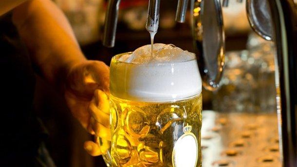Дослідження: літр пива знімає біль краще, ніж парацетамол