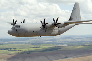 "<p style=""text-align: justify;"">C-130J. Фото: Defence Blog</p>"