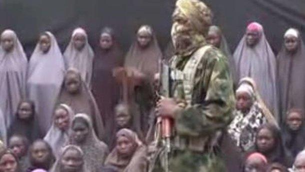 Бойовики «Боко Харам» звільнили 80 викрадених школярок