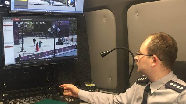 Як в Україні впроваджують систему розпізнавання осіб через відеокамери
