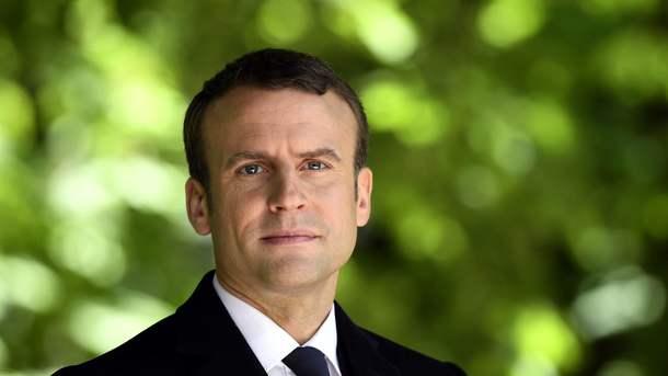 Е.Макрона оголошено обраним президентом Франції