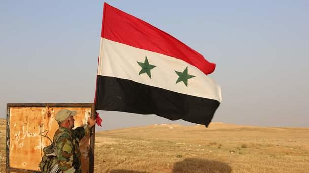Сирійські повстанці звільнили від ІДІЛ стратегічно важливе місто Табка