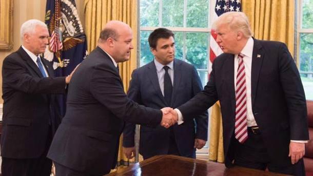 Трамп підтвердив готовність доспівпраці зУкраїною