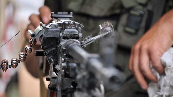Штаб АТО: НаСвітлодарській дузі стріляють з«Градів»