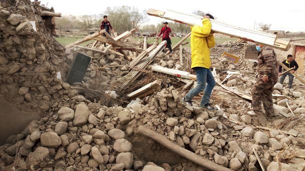 В Ірані внаслідок землетрусу загинули двоє йпостраждали 225 осіб