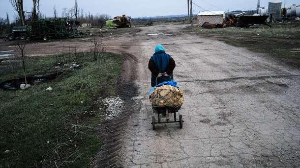 П.Порошенко: Примусової евакуації із Авдіївки небуде