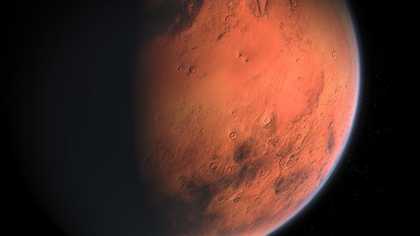 Вчені з'ясували, чому зникло життя на Марсі