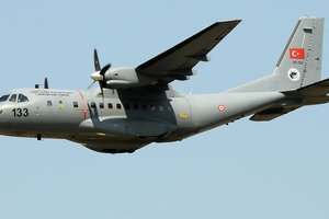 "<p style=""text-align: justify;"">Літак CN-235. Фото: Wikimedia Commons</p>"