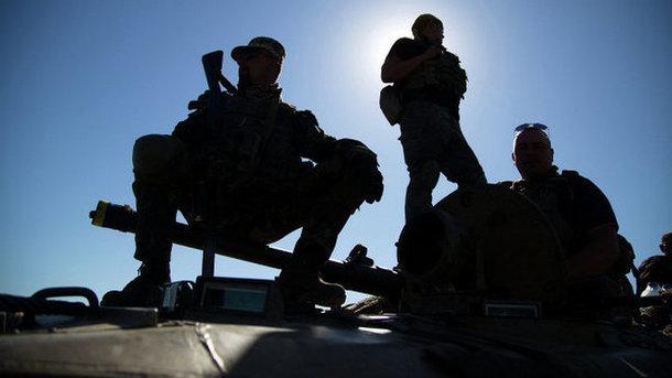 Поблизу Донецька відбувся запеклий бій: бойовики частково зайняли нові позиції