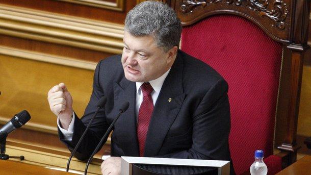 Порошенко: Блокування вУкраїні російських соцмереж є боротьбою зросійською пропагандою
