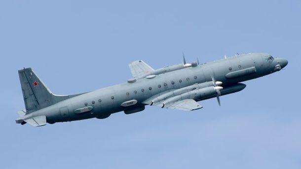 Польські винищувачі перехопили літак-розвідникРФ