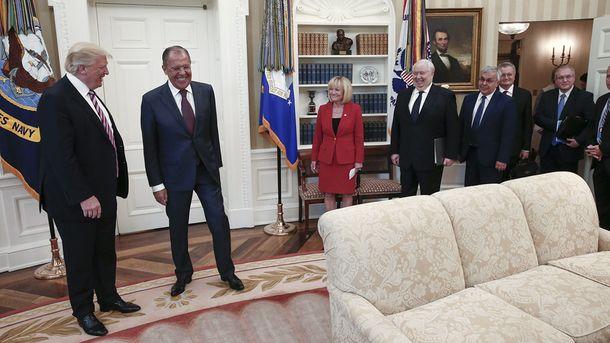 Путін заявив, щоготовий надати США запис розмови Трампа зЛавровим