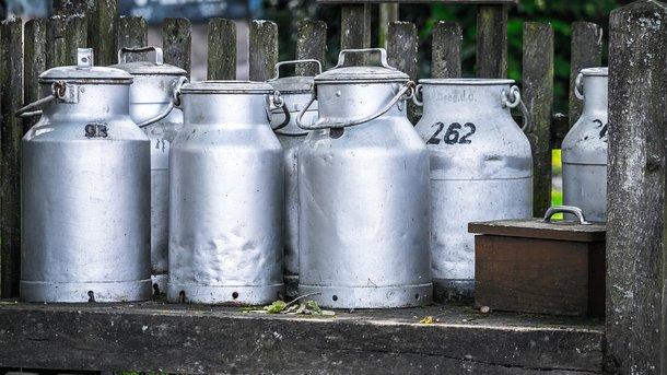 В Україні збираються заборонити молоко другого сорту