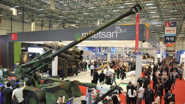 Україна зробила прорив у військовій співпраці з Туреччиною
