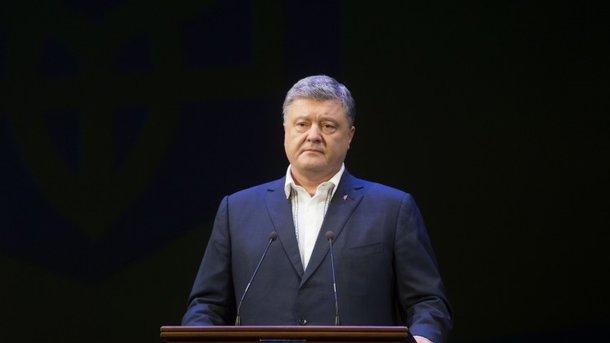 Порошенко: Треба змусити Росію виконувати Мінські угоди