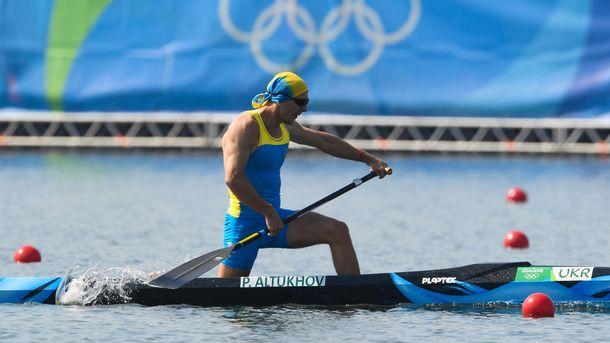 Українські байдарочники зібрали повний комплект медалей на етапі Кубка світу в Португалії