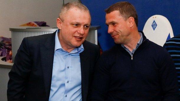 Стало відомо, коли в«Динамо» визначаться з відставкою Реброва