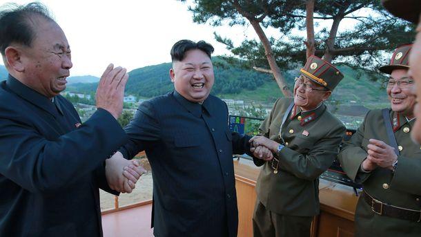 УКНДР назвали запуск ракети успішним
