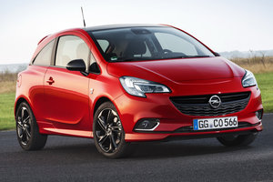 "<p style=""text-align: justify;"">Opel Corsa. Фото:</p>"