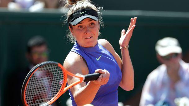 Еліна Світоліна вийшла до другого раунду турніру в Бірмінгемі