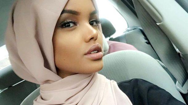 19-річна модель в хіджабі порадувала ніжними фото в Instagram