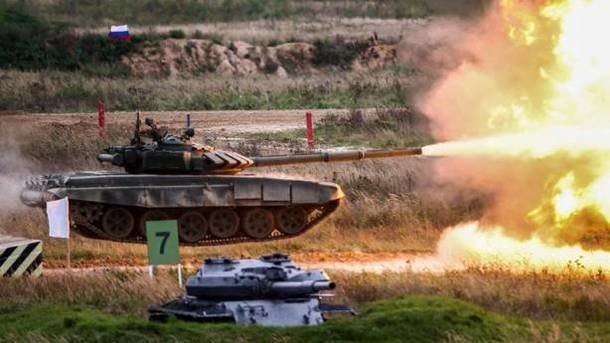 Американський військовий експерт розповів про російське військо поблизу України