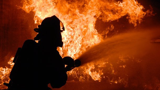 На Одещині батько кинувся у вогонь заради порятунку малюка