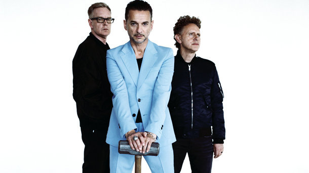 "<p style=""text-align: justify;"">Учасники групи Depeche Mode</p>"