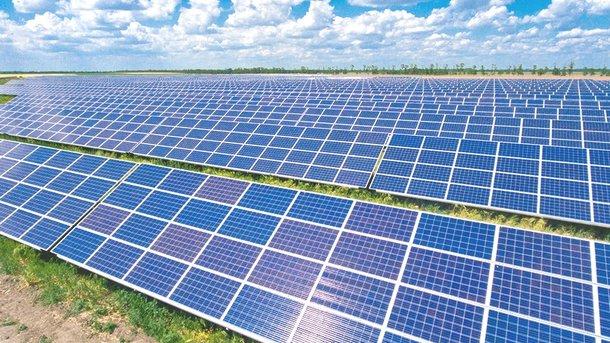 Тріфанівська сонячна електростанція ДТЕК ВДЕ введена вексплуатацію