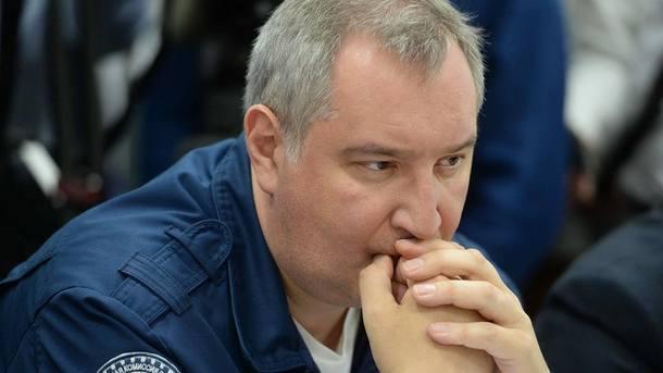 Молдова оголосила віце-прем'єра Росії Рогозіна персоною нон грата