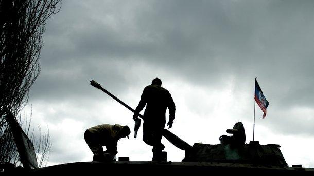 Ситуація взоні АТО: 2-годинний обстріл нашахті Бутівка