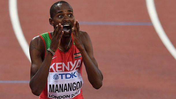 Кенієць Мананг виграв