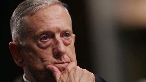 Меттіс: Ракетний удар КНДР потериторіях США може призвести доповномасштабної війни