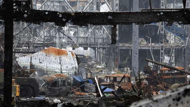 Нездадуть аеропорт, поки живі. Опублікований тизер українського фільму про «кіборгів»