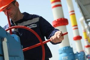 Україна на 45% заповнила сховища газу