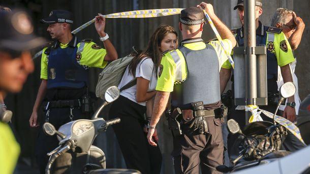 Теракт вБарселоні: постраждали громадяни 18 країн