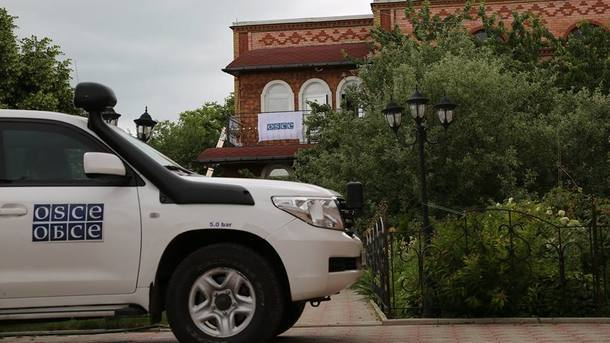 СММ ОБСЄ розмістила спостерігачів у Станиці Луганській на постійній цілодобовій основі